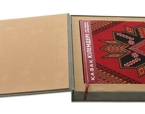 Azerbaycan-Caspian Ajans - Halı Kitabı
