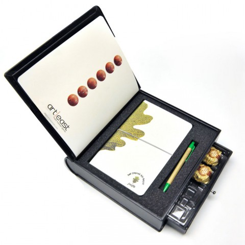 Arteast Works - Çikolatalı Kutu Set