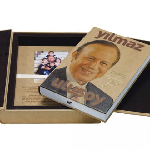 Doğan Kitap - Yılmaz Ulusoy 50. sanat yılına özel kitap çalışması
